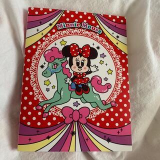 ディズニー(Disney)の【未使用】ミニーちゃん写真アルバム(アルバム)
