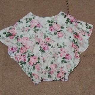 ブランシュール(blancheur)のblancheurluxeカットソー(カットソー(半袖/袖なし))