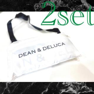 ディーンアンドデルーカ(DEAN & DELUCA)のゼクシィ 11月号付録 DEAN&DELUCA 2WAYエコバッグ  (エコバッグ)