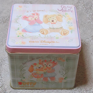 ディズニー(Disney)のディズニーシー お菓子 チョコ ダッフィー&フレンズのスプリング・インブルーム(菓子/デザート)