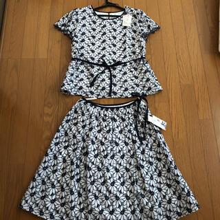 GALLERY VISCONTI - ギャラリービスコンティ  スカートスーツ