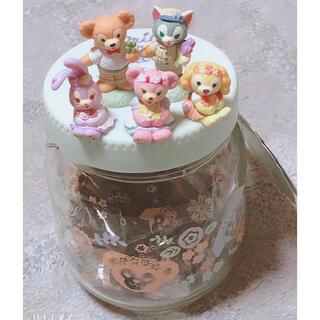 ディズニー(Disney)のディズニーシー 紅茶 瓶 ダッフィー&フレンズのスプリング・インブルーム お菓子(菓子/デザート)