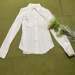 GRACE CONTINENTAL - 10日限定価格!美品☆グレースコンチネンタル☆素敵な白シャツ