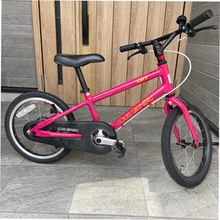 ルイガノ(LOUIS GARNEAU)のルイガノ16インチ(自転車)