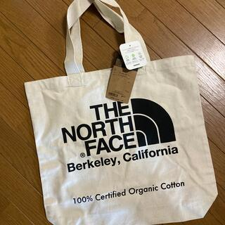 THE NORTH FACE - ザ ノースフェイス トートバッグ エコバッグ 大きめ 軽量