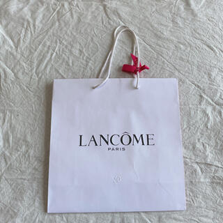 ランコム(LANCOME)のランコム 紙袋 ショップ袋 大きめ(ショップ袋)
