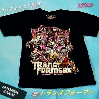 Tシャツ トランスフォーマー XS 〓UNIVERSAL STUDIO 〓