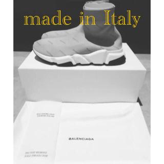 バレンシアガ(Balenciaga)の期間限定お値下げ中 完売品 新品 バレンシアガ スピード トレーナー スニーカー(スニーカー)