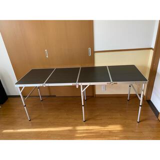 クイックキャンプ 折り畳みテーブル