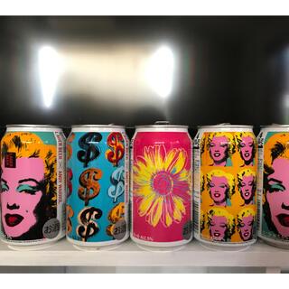 アンディウォーホル(Andy Warhol)のキリンラガービール 限定アンディウォーホル缶(その他)