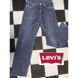 リーバイス(Levi's)の【リーバイス】502W29ホワイトパックデニムストレートジーンズGパン(デニム/ジーンズ)