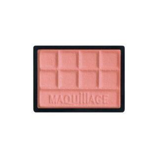 マキアージュ(MAQuillAGE)の新品 マキアージュ チークカラー PK313(チーク)
