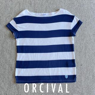 ORCIVAL - オーシバル ORCIVAL フレンチスリーブTシャツ
