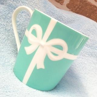 Tiffany & Co. - [新品・未使用品] ティファニー マグカップ 一客