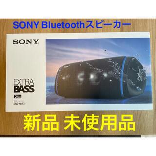 SONY - SONY Bluetoothスピーカー SRS-XB43 BC ブラック