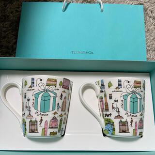 Tiffany & Co. - ティファニー マグカップ 未使用