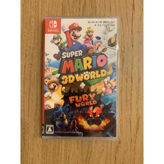 任天堂 - nintendo switch用ソフト マリオ 3Dワールド フューリーワールド