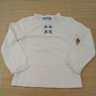 ファミリア(familiar)のファミリア 長袖 Tシャツ 100cm 02MN0510734(Tシャツ/カットソー)