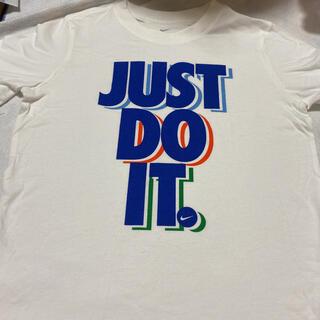 ナイキ(NIKE)の新品!ナイキ NIKE JUST DO IT. 150 Tシャツ キッズ(Tシャツ/カットソー)