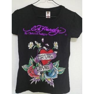 エドハーディー(Ed Hardy)のエドハーディー TRUE LOVE カットソー(Tシャツ/カットソー(半袖/袖なし))