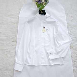 Hermes - ★HERMES★新品タグ★セリエボタン★総刺繍★シャツ ジャケット