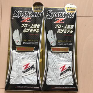 ダンロップ(DUNLOP)のスリクソンZ 手袋 GGG-SO19 (その他)