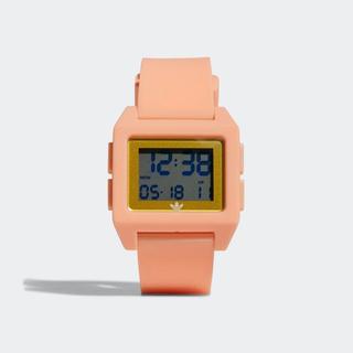 アディダス(adidas)の値下げ中!新品・未使用【adidasWatch正規品】防水デジタルウォッチ(腕時計)