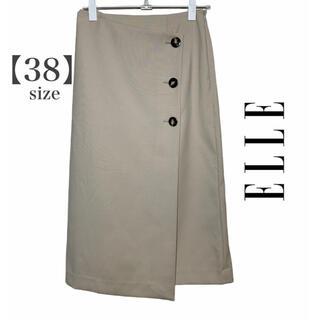 エル(ELLE)の★新品★ 【ELLE】エル・膝丈スカート(ひざ丈スカート)