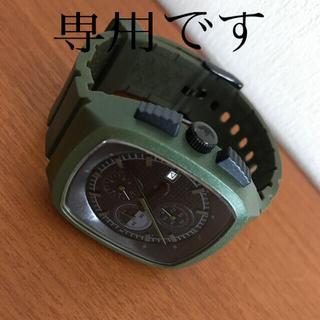 アディダス(adidas)の専用です 動作OK アディダス 腕時計 ウォッチ(腕時計(アナログ))