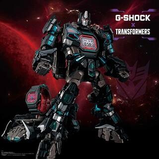 G-SHOCK - 未開封新品G-SHOCK DW-5600TF19-SETトランスフォーマー
