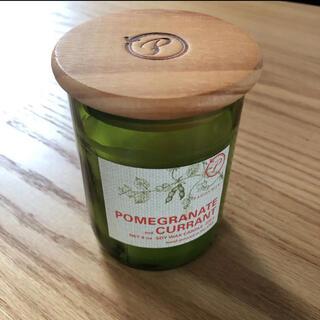 新品未使用 キャンドル ソイキャンドル pomegranate currant(アロマ/キャンドル)