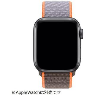 Apple Watch - 未開封品 apple watch純正品バンド スポーツループapple 正規品