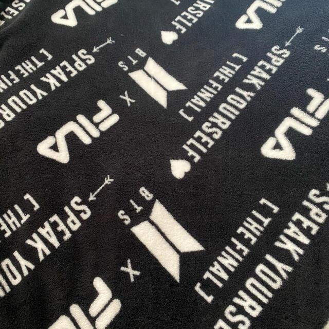 防弾少年団(BTS)(ボウダンショウネンダン)のBTS SYS FINAL ソウルコン ブランケット エンタメ/ホビーのタレントグッズ(アイドルグッズ)の商品写真