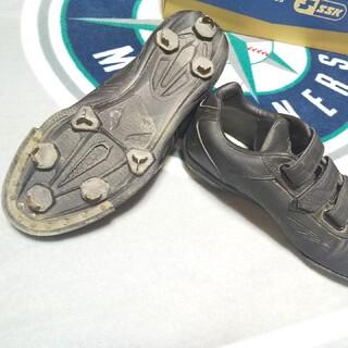 エスエスケイ(SSK)の26センチ 野球 スパイク P革付き 金属歯 スパイクシューズ 26センチ(シューズ)