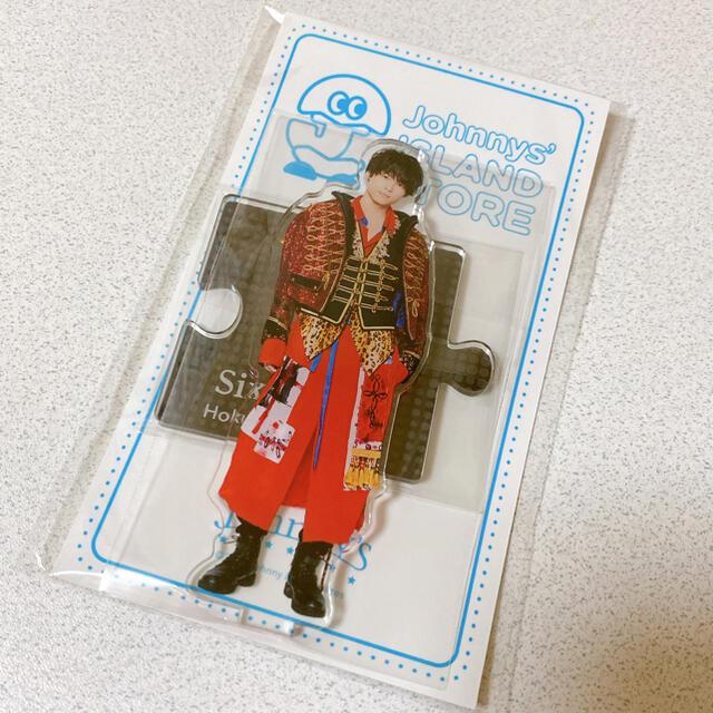 松村北斗 アクリルスタンド エンタメ/ホビーのタレントグッズ(アイドルグッズ)の商品写真