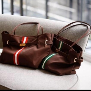 L'Appartement DEUXIEME CLASSE - アパルトモン 東京店 限定 シータパランティカ センターライン キャンバスバッグ