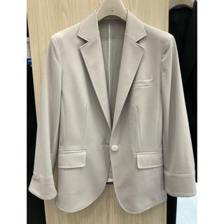 アオキ(AOKI)のジャケット レディス夏用  7分袖 AOKI(テーラードジャケット)