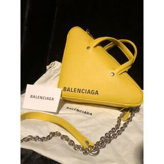 BALENCIAGA BAG - BALENCIAGA トライアングル バッグ ショルダーバッグ