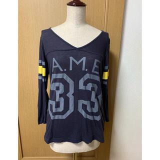 L'Appartement DEUXIEME CLASSE - ドゥーズィエムクラスアパルトモン アメリカーナコラボ Tシャツ