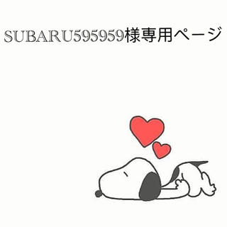 SUBARU595959様専用ページ コスメポーチ ブラック 一点(ポーチ)