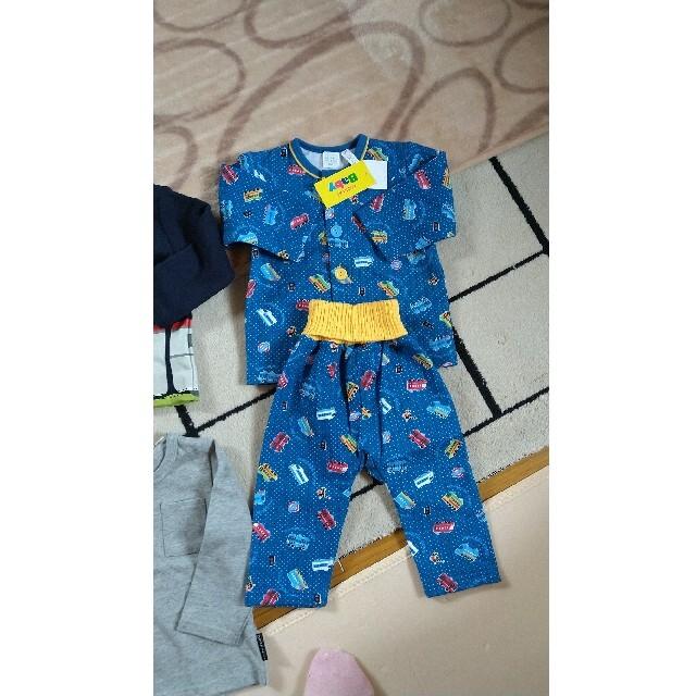 ベビー男児トレーナー80,90センチ キッズ/ベビー/マタニティのベビー服(~85cm)(トレーナー)の商品写真