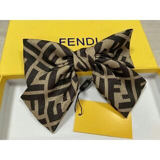 FENDI - エレガント fendi フェンディヘアピン ちょう結び レディース リボン