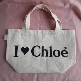 Chloe - クロエ Chloe トートバッグ クロエカフェ クロエジュース