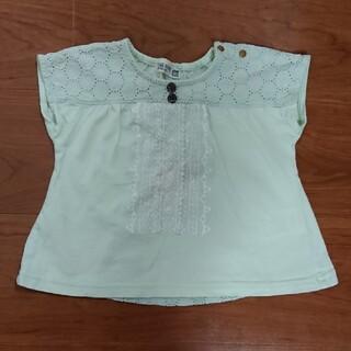 RAG MART - RAG MART 半袖Tシャツ グリーン サイズ80
