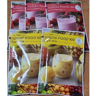 YOGINI FOOD 100 strawberry&fruitmix (ダイエット食品)