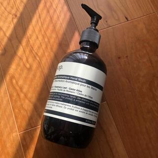 イソップ(Aesop)のAesop♡空きボトル(ハンドソープ)(容器)