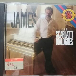 D.スカルラッティ:チェンバロ小品集/B.ジェイムス (CD)(クラシック)