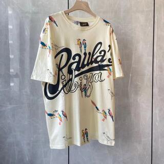 ロエベ(LOEWE)のLOEWE Paula's Ibiza プリント コットン Tシャツ 人気(Tシャツ/カットソー(半袖/袖なし))