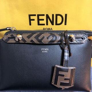 FENDI - 美品 FENDI バイザウェイ スモール