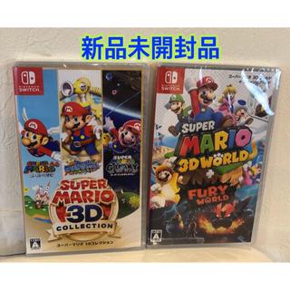 Nintendo Switch - スーパーマリオ3Dワールド+フューリーワールド &スーパーマリオ3Dコレクション